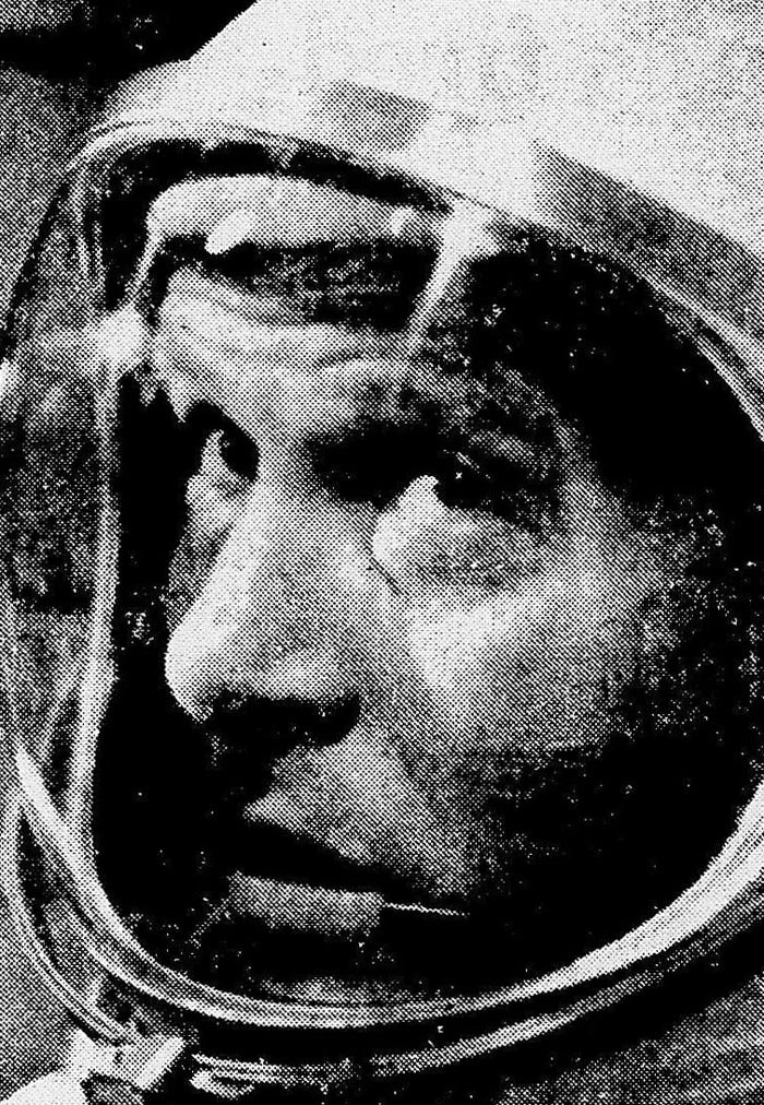 "Burch, Stanley. ""Zero scare for the space men."" Daily Mail, 13 Dec. 1965"
